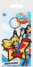 DC Super Hero Girls (Supergirl) Rubber Keychain