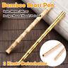EDC Tactical Pen Handmade Brass Pen Bamboo Type Ball Point Pen Signature Pen US