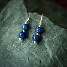 Jewelry for Bema Lapis Stone Hook Earrings