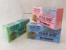 2 MrPumice Pumi Bar Block Pedicure FEET Foot File Hard dry skin CALLUSES remover