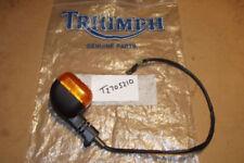 Luces y bombillas de indicadores Triumph para motos Triumph