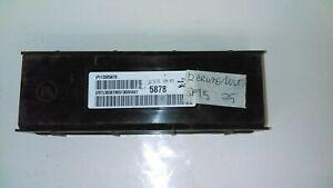 2012 Chevrolet Cruze or Volt climate heater a/c module (P)13585878