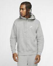Nike Mens Spotswear Club Fleece Full Zip Hoodie 331268-063
