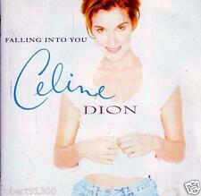 CD audio ../...CELINE DION.../...FALLING INTO YOU.....