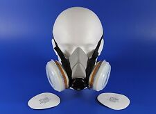 Gerson 2K Paint Respirator Face Mask plus extra set of filters - Smart Repair