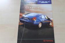 88421) Toyota Corolla - Cool Line - Prospekt 06/1999