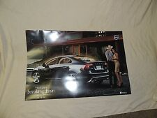 Twilight Saga Breaking Dawn Part 1 Poster (VOLVO S60) RARE
