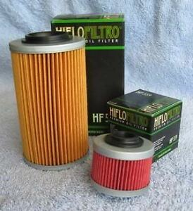 BRP Can-Am Spyder Electric Shift Oil Change Filter Kit SE5, RT RS GS RSS NEW!