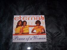 The power of a woman by Eternal (Box Set with bonus CD)