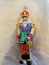Christopher Radko ornament Sir Galantry numbered #253/750 with tag