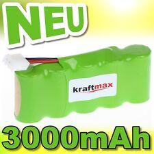 Akku mit 3000 mAh für Bosch SOMFY K8 K10 K12 Roll-Lift Easy Ersatz Easy-Lift