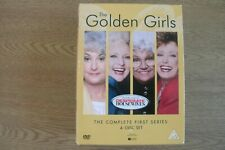 Golden Girls - Series 1 - Complete (DVD, 4-Disc Box Set) . FREE UK P+P .........