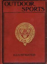 Outdoor Sports Illustrated Antique Very Rare Good Condition