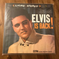 Elvis Presley w/ The Jordanaires Elvis Is Back! LSP-2231 APP-2231 45 RPM 180G