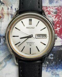 Seiko Seikomatic-P 5106-8020 33 jewels