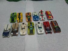 Model Motoring, Aurora, Xlerators, Bachmann Ho Slot Car Body Lot