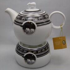 Teekanne Porzellan Mit Stövchen spülmaschinenfeste teekannen mit doppelten stövchen günstig kaufen