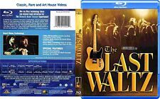 The Last Waltz ~ New Blu-ray ~ The Band_Classic Rock_Martin Scorsese (1978)