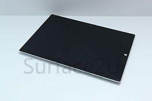Microsoft Surface Pro 3, i3 4GB 64GB, 12in, Windows 10 w/ Power Supply - Fast SH