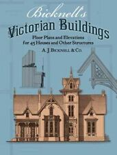 Bicknell's Victorian Buildings, Architecture, Victorian, Buildings, Home, Printe