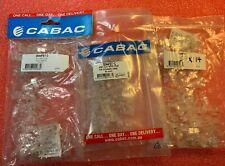 314 x 0644FST-C   Cabac Modular Plug RJ11-4P4C