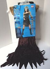 Halloween Costume ADULT Women's Nordic Babe Viking Warrior Barbarian