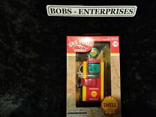 GREENLIGHT SHELL GAS PUMP 1/18 GREEN MACHINE CHASE tp-23