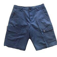 Mens Jordan  Cargo Shorts Size 34 Light Blue