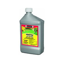 Weed-Out Lawn & Garden Weed Killer Concentrate 32oz Safe On Grass 8000 Sq. Ft.