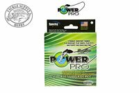 Power Pro Spectra Braid Fishing Line Moss Green 150yd - Pick