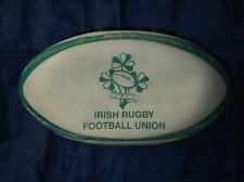 Vintage Gilbert Irish rugby ball, size 5