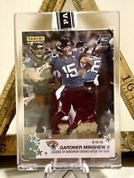 🏈GARDNER MINSHEW RC #10/10 Panini Instant Green SEALED & CASED📈🔥Jaguars💎2019