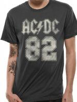 AC/DC College 82 T-Shirt Official Merchandise M/L/XL - Neu