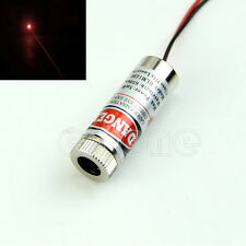 5V Red Dot 5mW 650nm Laser Module/Laser/Laser Head Industrial Grade Metal Body
