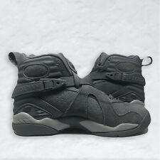 RETRO AIR JORDAN 8 COOL WOLF GREY YOUTH SIZE 4.5Y WOMEN SIZE 6.0 NEW 305368 014