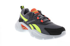 Reebok Royal Ec езды 4 EG9393 мужской серый на шнуровке повседневные кроссовки, обувь