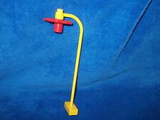 Lego Duplo Puppenhaus 1 X Laterne Lampe Strassenlaterne Licht Mast 42083 + Birne