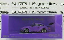 Tarmac Works 1:64 2020 Hobby64 Porsche 993 Rwb Rauh-Welt Begriff Purple Rotana