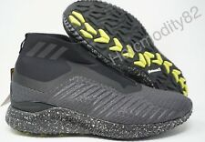 buy popular 0f470 6fe48 Adidas Alphabounce Zip Shoes Running Black White Mens BW1386 Size 9.5