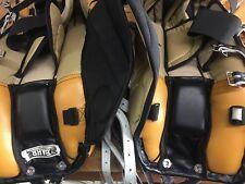 Bahr Ice Roller Hockey Goal Pad Boot Risers Senior/Int - Make them fit longer!