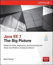 Java EE 7: The Big Picture, , Coward, Dr Danny, Excellent, 2014-10-01,