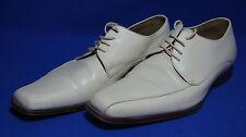 chaussure celty beige/écru 40 cuir véritable