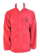 Gelert Buxton Cappotto Giacca in pile da uomo (Rosso) - L