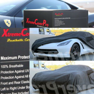 CUSTOM FIT CAR COVER 2020 2021 Chevy Corvette C8