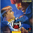 Used PS ONE STREET FIGHTER ZERO 2 CAPCOM SONY PLAYSTATION JAPAN IMPORT