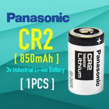 1x Genuine Panasonic 3V CR2 Lithium Battery CR15H270 CR15270 15270 15266 DLCR2