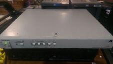 Panasonic WJ-MS424 MS 424 4CH Input Color Quad System Digital Video Multiplexer