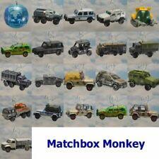 Articoli di modellismo statico Matchbox per Mercedes