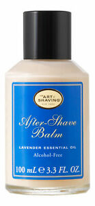 The Art of Shaving After Shave Balm Lavender 3.3 oz. Facial Moisturizer