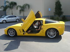 Chevy Corvette C6 05-10 Vertical Doors Inc Kit lambo doors OFFERS ACCEPTED& SAVE